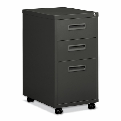 Mobile Pedestal - Charcoal - BSX1623MS