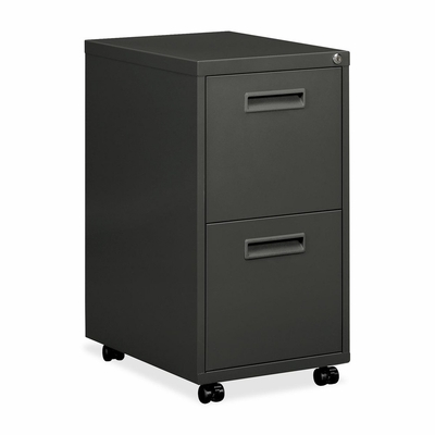 Mobile Pedestal - Charcoal - BSX1624MS