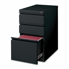 Mobile Pedestal File - Black - LLR49527