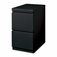 Mobile Pedestal File - Deep Black - LLR49524