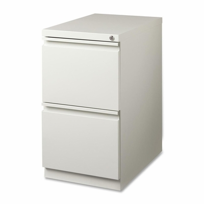 Mobile Pedestal File - Deep Light Gray - LLR49525