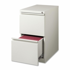 Mobile Pedestal File - Deep Light Gray - LLR49531