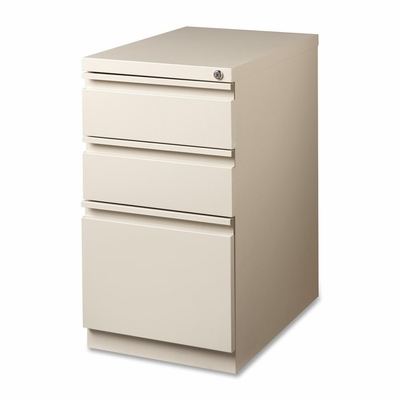 Mobile Pedestal File - Putty - LLR49520