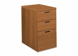 Mobile Pedestal - Medium Oak - HON105102MM