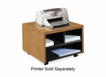 Mobile Printer/Fax Stand - Harvest - HON105679CC