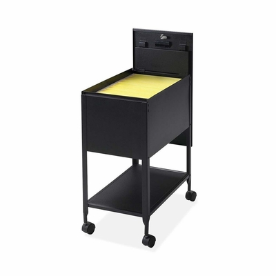 Mobile Standard File - Black - LLR60177