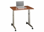 Mobile Table - Series C Auburn Maple Collection - Bush Office Furniture - WC48582