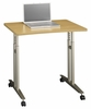 Mobile Table - Series C Light Oak Collection - Bush Office Furniture - WC60382