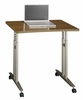 Mobile Table - Series C Warm Oak Collection - Bush Office Furniture - WC67582