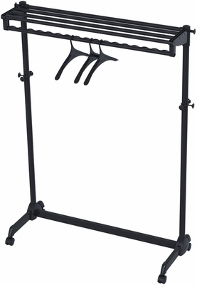 Modern Mobile ALBA Garment Rack Single Shelf 48