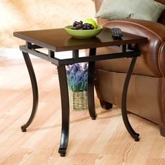 Modesto End Table - Holly and Martin