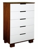 Modo 5-Drawer Dresser - DaVinci Furniture - M6725
