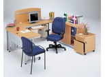 Modular Office Furniture Set 4 - OFM - MSET-4