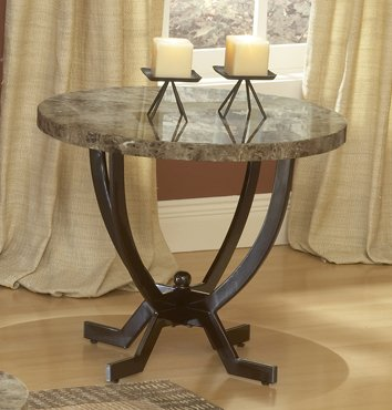 Monaco End Table - Hillsdale Furniture - 4142-882
