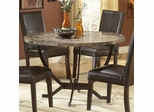 Monaco Round Dining Table - Hillsdale Furniture - 4142DTB