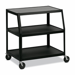 Monitor TV Cart - Black - HONPF41MP