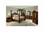 Montecito II Furniture Collection in Medium Chestnut - Coaster