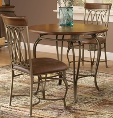 Montello 3-Piece Dining Room Furniture Set - Hillsdale Furniture - 41541DTB36C3
