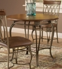 "Montello 36"" Round Dining Table - Hillsdale Furniture - 41541DTB36"
