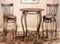 Montello Bistro Table and Stools Set - Hillsdale Furniture