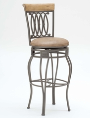 Montello Swivel Bar Stool - Hillsdale Furniture - 41845