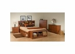 Monterey Furniture Collection in Cherry - Prepac Furniture
