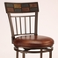 Montero Barstool in Copper - Hillsdale Furniture - 4266-830