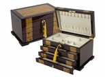 Monticello Jewelry Box in Maple - JBQ-SA008