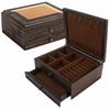 Montpelier Jewelry Box in Dark Cherry - JBQ-RL901