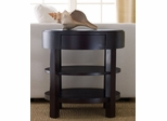 Morgan Ellipse End Table - Abbyson Living - FR7000-0300