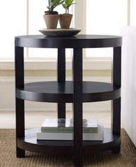 Morgan Round End Table - Abbyson Living - FR7000-0230