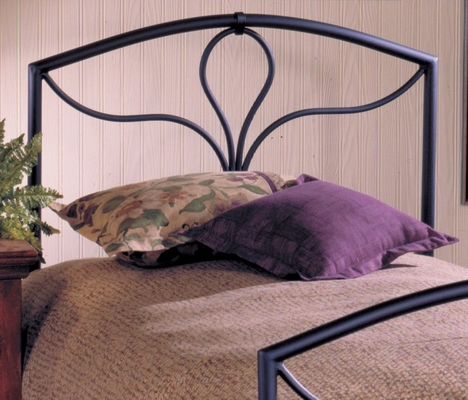Morgan Twin Size Headboard with Frame - Hillsdale Furniture