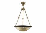 Mosaic Jewel Inverted Fixture - Dale Tiffany