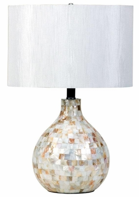 Mosaic Look Table Lamp - 901183