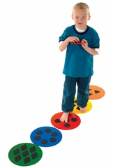Multi Match Sensory Discs - Guidecraft - G99004