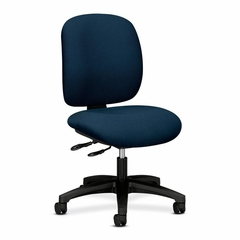 Multi-Task Chair - Blue/Black Frame - HON5903AB90T