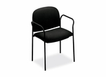Multipurpose Chair - Black 2 Count- HON4051AB10T