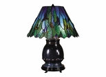 Mura Ceramic Table Lamp - Dale Tiffany