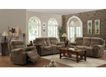 Myleene 3PC Motion Sofa Set in Brown - 603031