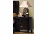 Nacey Two Drawer Nightstand - 201962