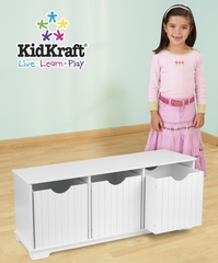 Nantucket Storage Bench - KidKraft Furniture - 14564