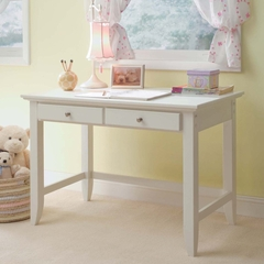 Naples Student Desk in White - Home Styles - 5530-16
