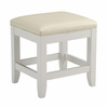 Naples Vanity Bench in White - Home Styles - 5530-28