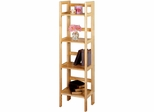 Narrow 4-Tier Foldable Shelf - Winsome Trading - 81852