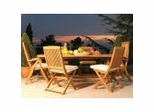 Natura Teak Outdoor Furniture Collection - Antonini Outdoor