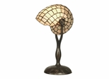 Nautilus Snail Table Lamp - Dale Tiffany