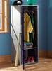 Navy Blue Storage Locker - Teen Trends - Powell Furniture - 517-126