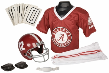 NCAA ALABAMA UNIFORM SET - Franklin Sports