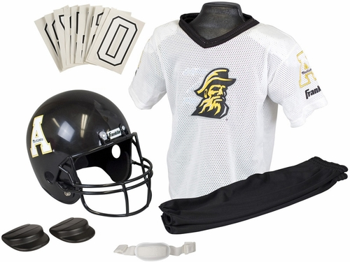 NCAA APPALACHIAN STATE Uniform Set - Franklin Sports