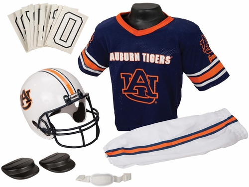 NCAA AUBURN Uniform Set - Franklin Sports